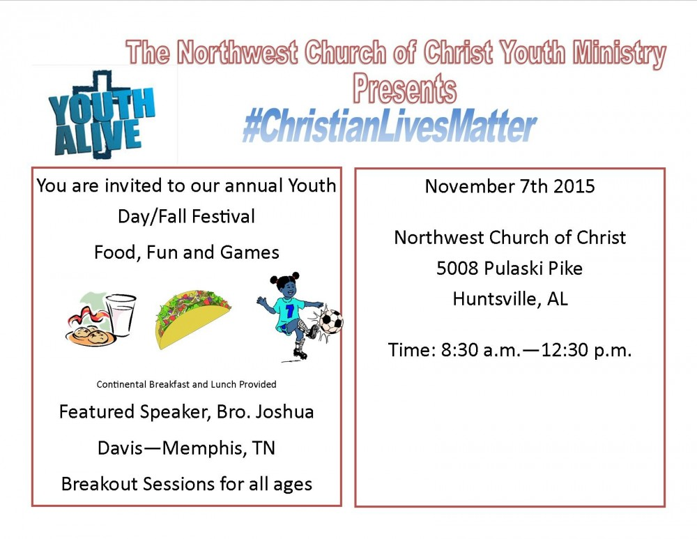 2015 NW CoC Youth Day